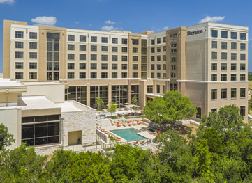 Sheraton Austin Georgetown Texas Hotel & Conference Center