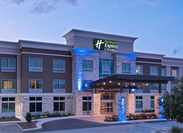 holiday inn express hotel georgetown