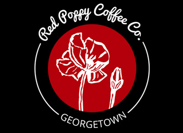 Red Poppy Coffee Co. logo