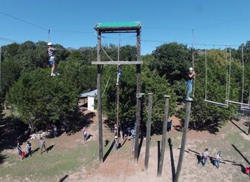 Georgetown Challenge Course