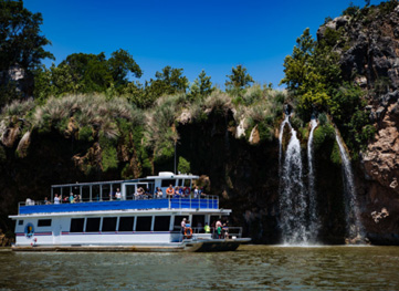 Vanishing Texas River Cruise