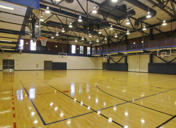 Recreation Center Gymnasium