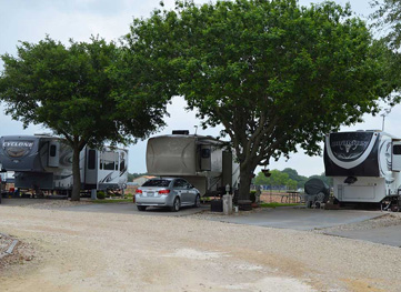 new life rv park georgetown