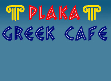 Plaka Greek Cafe
