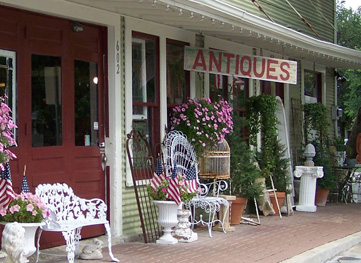 rough and ready antiques georgetown
