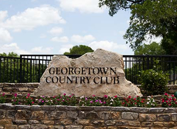 Georgetown Country Club event venue