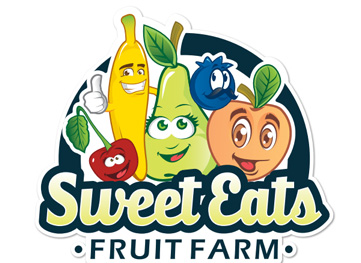 sweet eats fruit farm logo