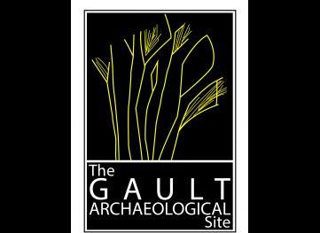 Gault Site tours logo