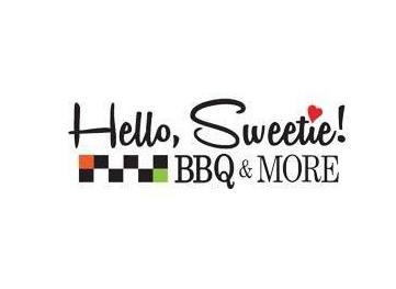 Hello Sweetie BBQ logo