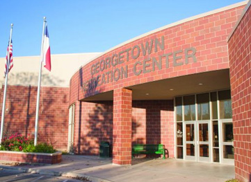 georgetown tx rec center