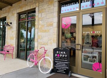 Pink Poppy Boutique