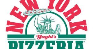 Yaghis Pizzeria logo