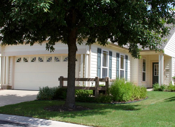 sun city vacation rental in georgetown