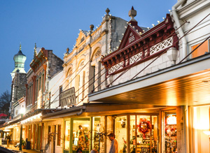 Fodor Travel's List of America's 25 Cutest Main Streets in Small(er) Towns