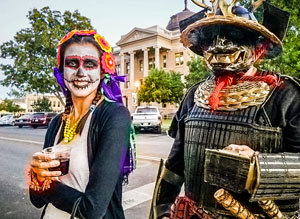 Georgetown, TX Halloween Events