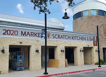2020 Market Kitchen & Bar