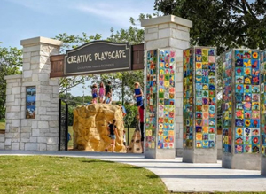 Georgetown's Creative Playscape Featured