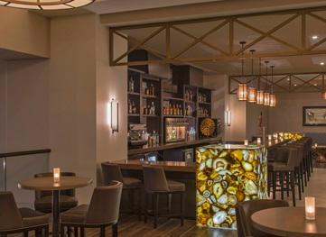 Sheraton Hotel Jack's Lounge