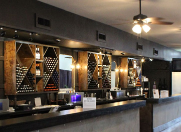 Georgetown's Baron Creek Wine Room