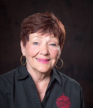 June Bakutis, Visitors Center Information Specialist