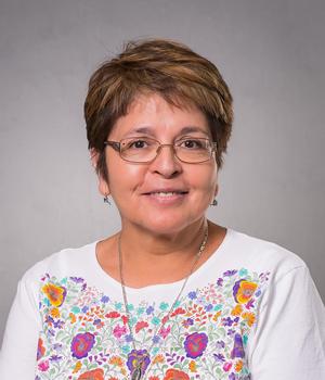 Rosa Sanchez, Visitors Center Information Specialist