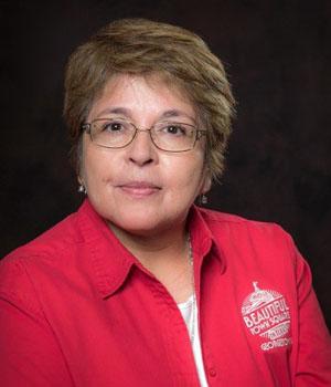 Rosa Sanchez, Georgetown Visitor Information Specialist