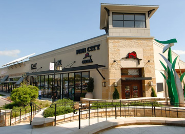 Wolf Ranch Shopping Center