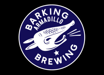 barking armadillo brewing logo