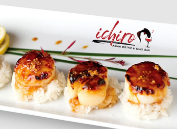Ichiro Asian Bistro & Wine Bar in Georgetown