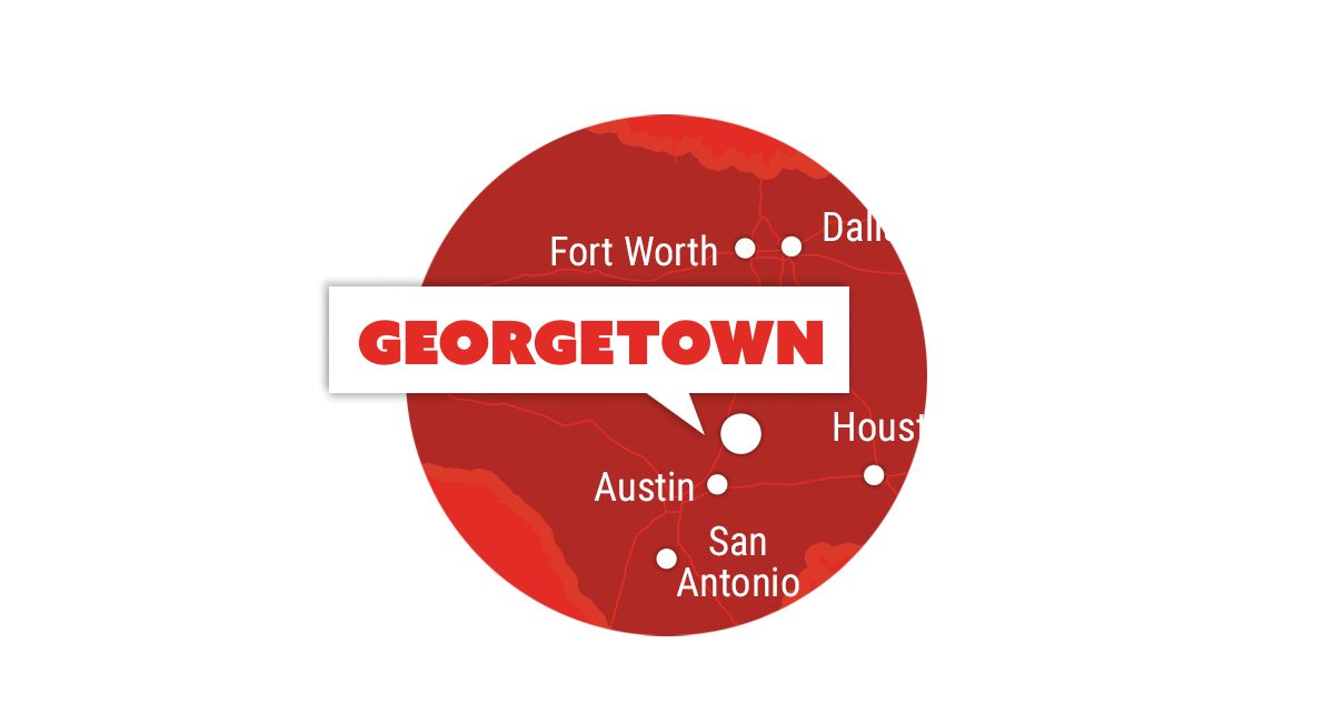 Georgetown Map