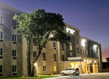 WoodSprings Suites Hotel in Georgetown