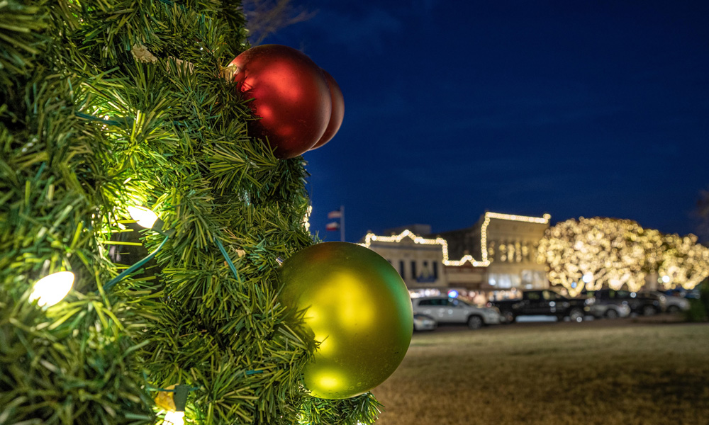 eorgetown holiday lights