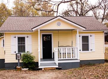 Little Yellow House on Main